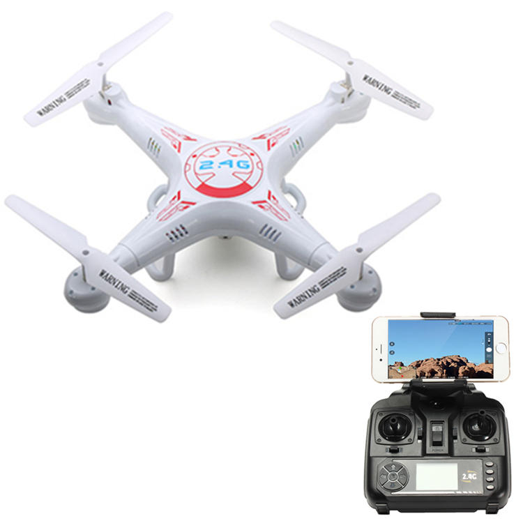 BAYANGTOYS X5C-1 Upgraded Version WIFI FPV With 2MP Camera 2.4G 4CH 6 Axis RC Quadcopter RTF