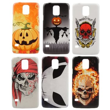 Halloween Fashion Design Protect Back Case For Samsung S5/i9600