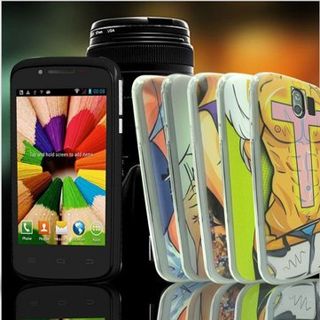 Tempting Pattern Protective Case Cove For CUBOT GT95