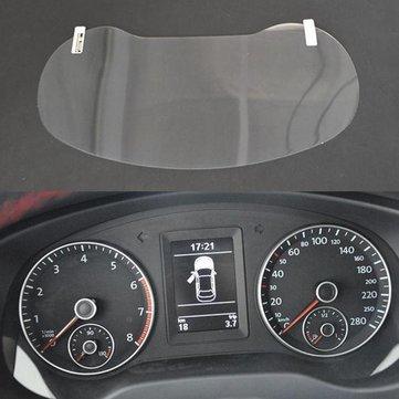 Car Dashboard Protective Film Decorative Car Stickers for Volkswagen Jetta 2011 2012 2013 2014