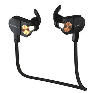 WALLYTECH TEEBLUE T10 Wireless Bluetooth 4.1 Dynamic Sports Headphone with Mic