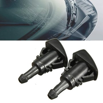 Windshield Water Sprayer Washer Nozzle For Chrysler 300 Dodge Charger Magnum
