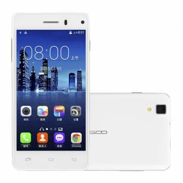 LEAGOO Lead 6 4.5-inch MTK6572 1.0GHz Dual-core 512MB RAM 4GB ROM Android4.2 3G Smartphone