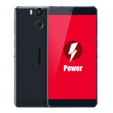 Ulefone パワー 6050mAh バッテリー 5.5 インチ 3GB RAM 16GB ROM 64ビット MTK6753 Octa-core 1.3GHz 4G スマートフォン