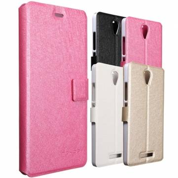 Mohoo Leather PC Flip Wallet Stand Cover Case For Xiaomi Redmi Note 2