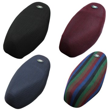 Motorbike Scooter Anti-slip Breathable Mesh Seat Saddle Cover