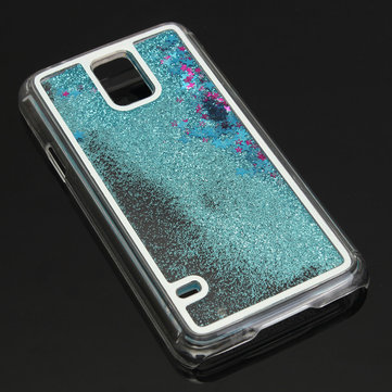 Glitter Bling Case Cover Quicksand Style For Samsung Galaxy S5 i9600