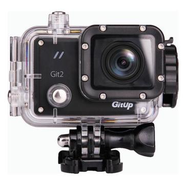 GitUp Git 2 Pro 2K WiFi Action 1440P 1.5 inch LCD Novatek 96660 Chipset IMX206 16.0MP Image Sensor