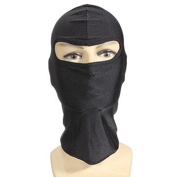 Motorcycle Helmet Balaclava Scarf Snood Neck Warmer Face Mask
