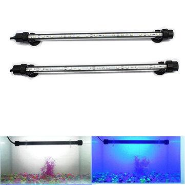 38CM Aquarium Fish Tank Waterproof LED Light Bar Submersible