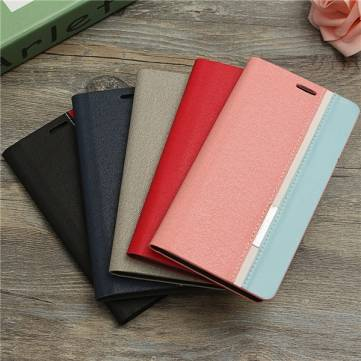 Mohoo Flip PU Leather Case PC Stand Back Cover For One Plus X E1001