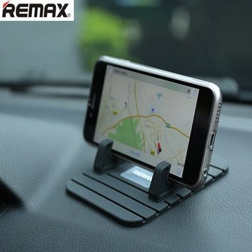 REMAX Fairy Mini Multifunction Soft Silicone Desktop Stand Holder for Phone