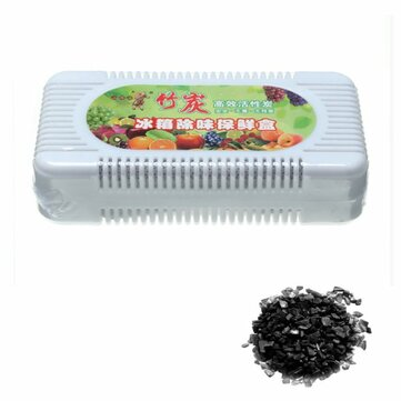 Activated Carbon Charcoal Air Purifier Box Odor Absorb Toxic Gases For Refrigerator Car Home Office