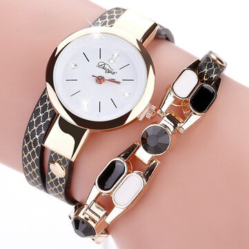DUOYA D167 Fashionable Women Bracelet Watch
