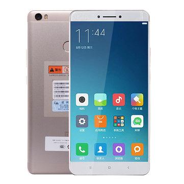 Xiaomi Mi Max 6.44 inch 4GB RAM 128GB ROM Snapdragon 652 Octa Core Smartphone