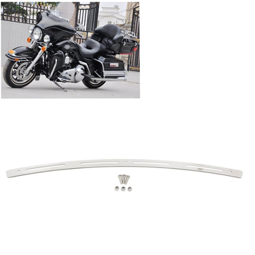 Windshield Trim Deep Cut Beveled For Harley Electra Glide 1996-2013