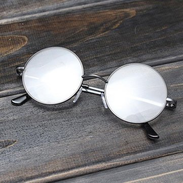 Metal Round Frame Reading Glasses Reading