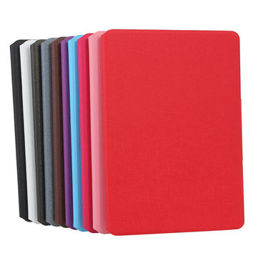 Oracle Grain Card Wallet Stand Holder Leather Case For iPad Air