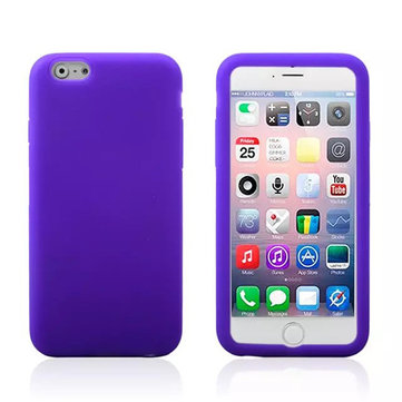 Ultra-thin Silicone Protective Soft Cover Case For iPhone 6 6S 4.7