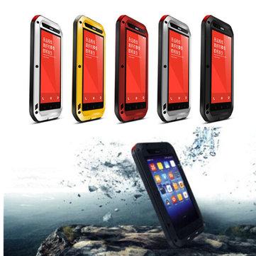 Aluminum Metal Shockproof Case For Xiaomi Hongmi Redmi Note