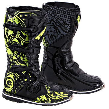 Motorcycle Mountain Bicycle Racing Boots Shoes for ZLK T7 Brightening