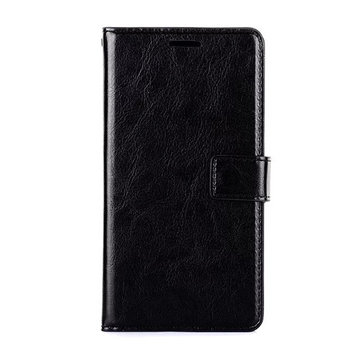 Crazy Horse Pattern Wallet Leather Stand Case For LG G3