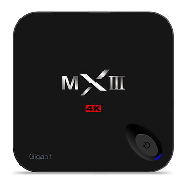 MXIII-G S812 2GB/16GB Android 5.1 1000M LAN Quad Core 4Kx2K H.265 2.4G/5G WiFi TV Box Android Mini PC