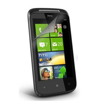 HTC 7 MOZART用LCDスクリーンガードプロテクターフィルム