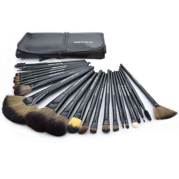 make up for you 24pcs Professional Cosmetic Makeup Brus