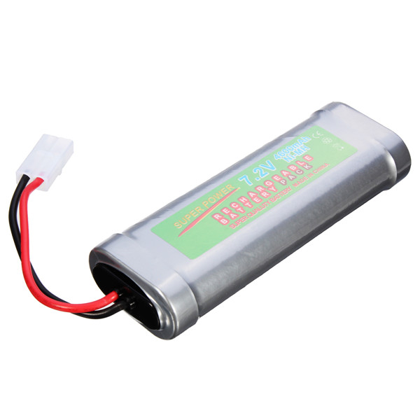7.2V 4600mAH Ni-MH Rechargeable Battery Pack