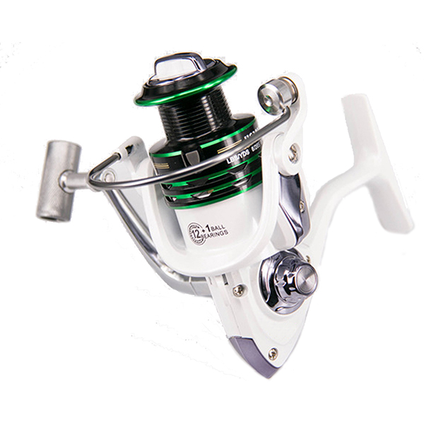 ZANLURE 12+1NN 5.1:1/5.2:1 Fishing Spinning Reel High S