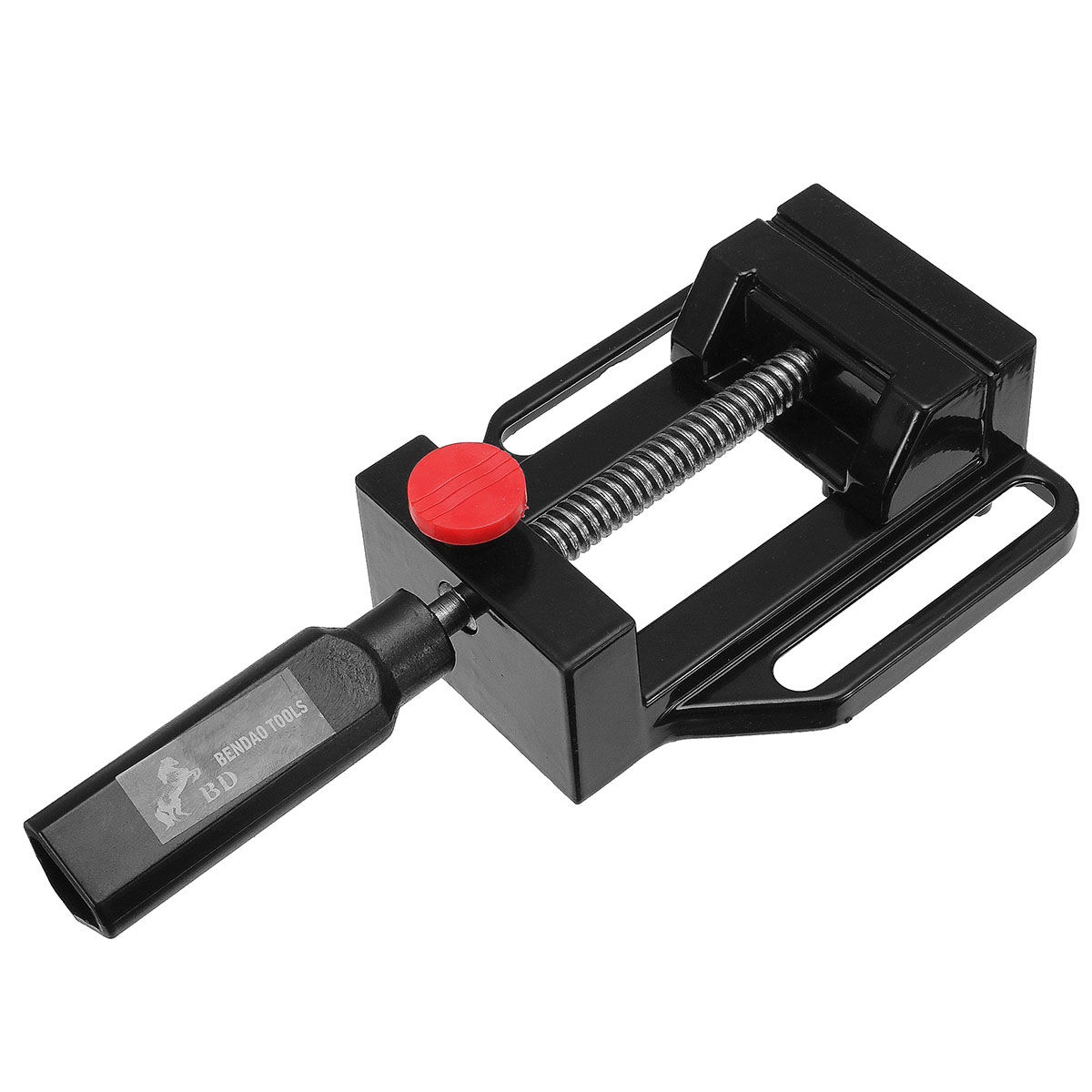 70mm Jaw Drill Press Bench Vice Clamp Quick Release Mil