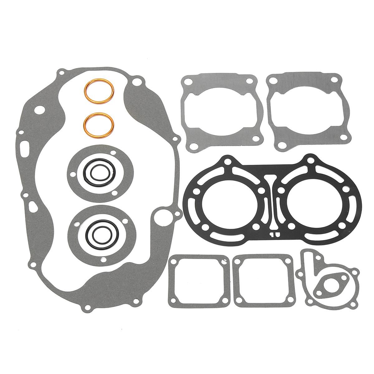 Engine Gasket Rebuild Kit Set For Yamaha Banshee YFZ 35
