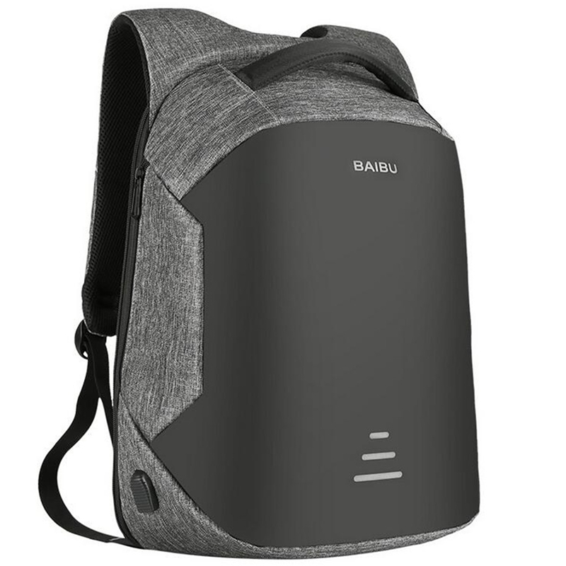 16 Inch Anti Theft Laptop Notebook Backpack Bag Travel