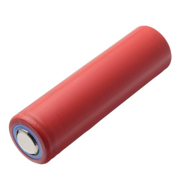 1pcs Sanyo NCR18650GA 3.6V 3500mAh 10A Rechargeable Lit