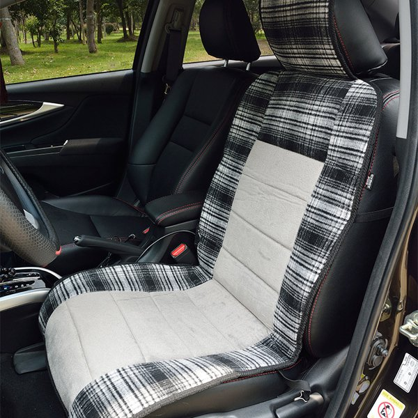 Car Seat Heater Cover DC 12V Electric Heated Seat Pad W