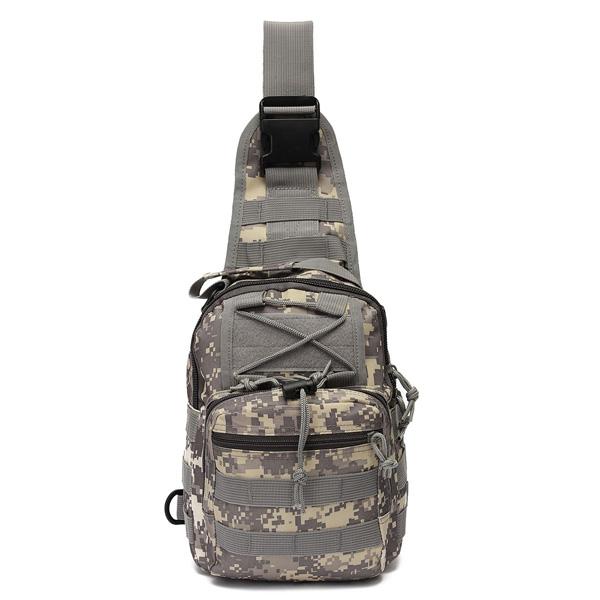Outdoor Backpack Single Shoulder Rucksack Camping Hiking Hunting Travel Bag