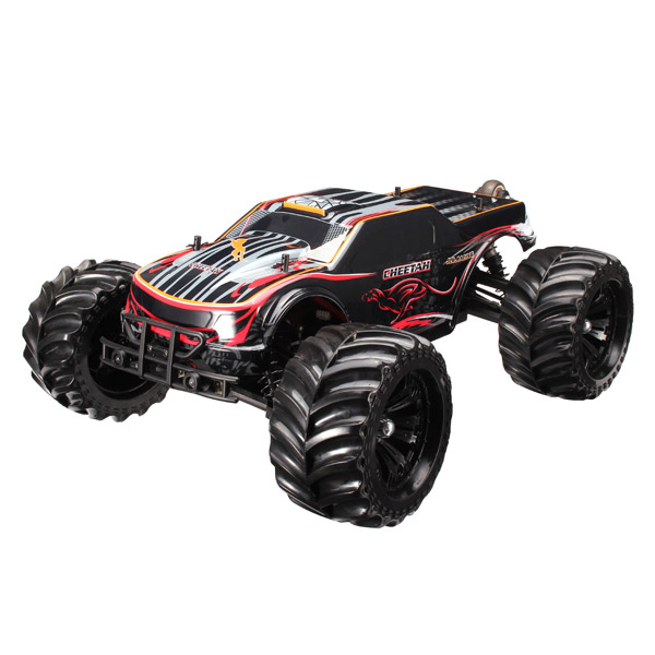 JLB Racing CHEETAH 1/10 Brushless RC Car Monster Truck 11101 RTR