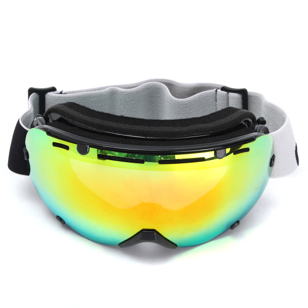 6.9 X 3.7in Ski Mountain Bike Goggles Snowboard Lens Mi