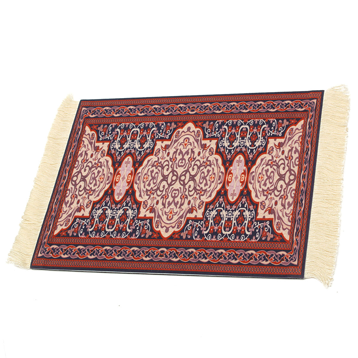 18 X 28cm Persian Style Mini Woven Rug Mouse Pad