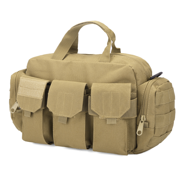 Men Nylon Tactical Bag Military Molle Gear Sling Shoulder Bag Daypack 3d3203c320c48