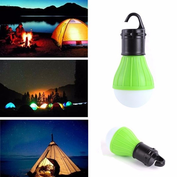 Outdoor Hanging LED Camping Tent Light Bulb Fishing Lan