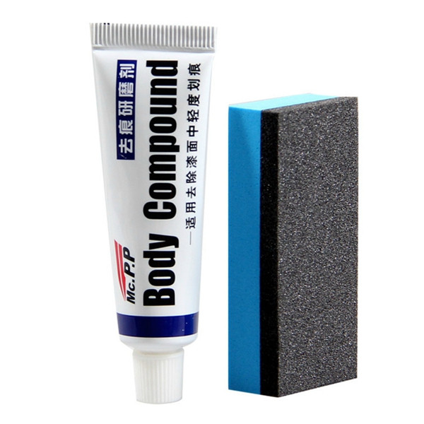 Car Body Compound Scratch Repair Wax Paint Scar Remover