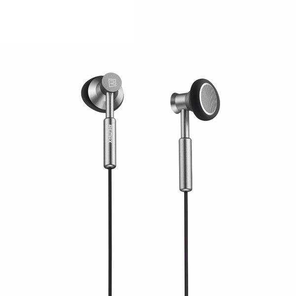 REMAX 305M 3.5mm Wired Control Metal Headphone with Mic