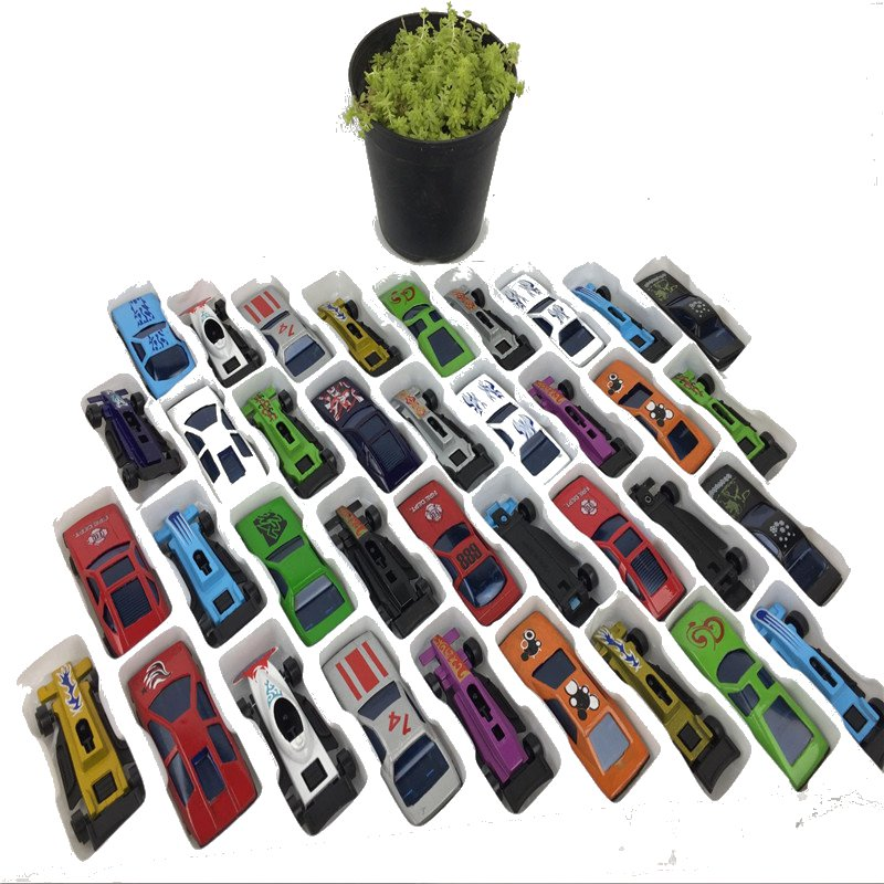 Set Of 25 Pieces Attractive Simulation Alloy Mini Iron Car Model Toys For Kids Children Gift