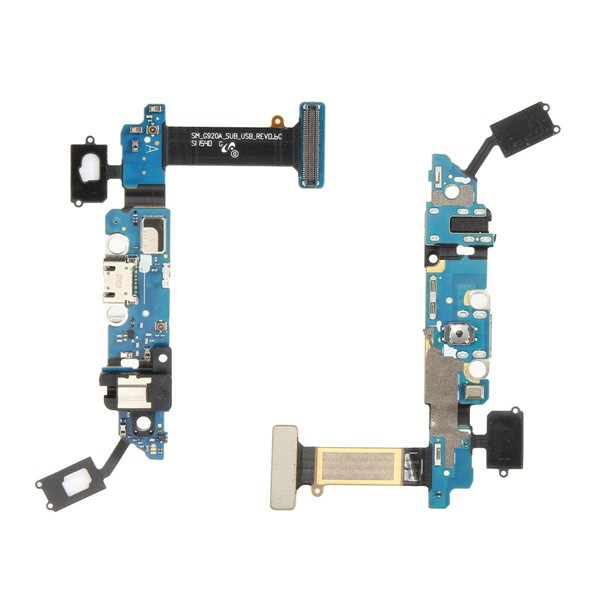 USB Charging Charger Port Dock Flex Cable With Mic for