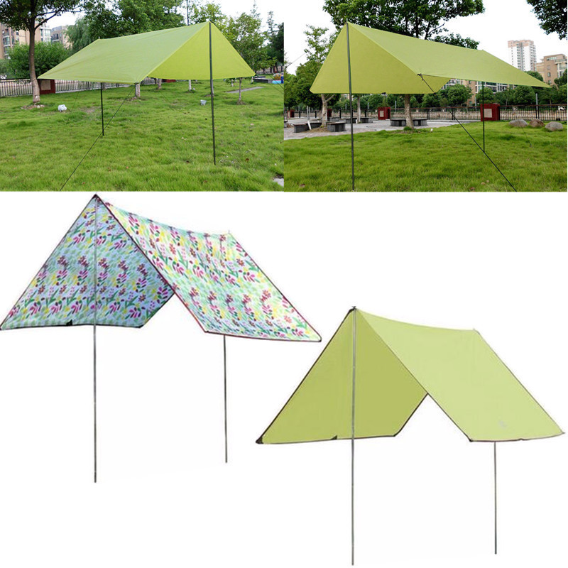 IPRee Portable Folding Havelock Camping Sunshade Awning