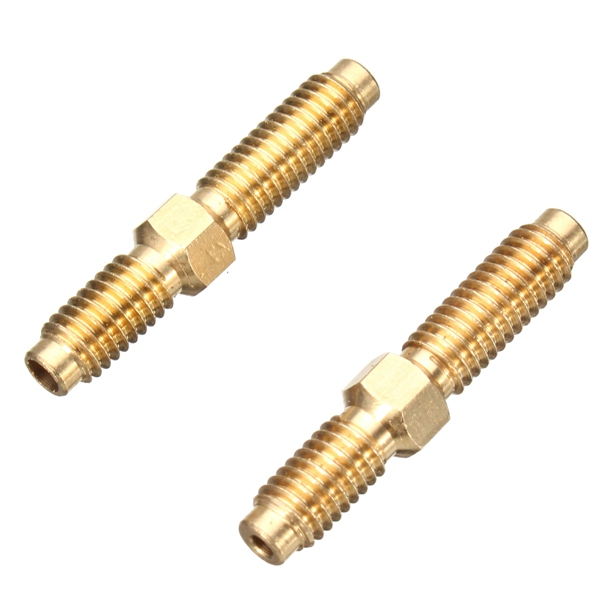 1Pcs 1.75MM / 3MM MG Plus RepRap Copper Pipes M6 For 3D