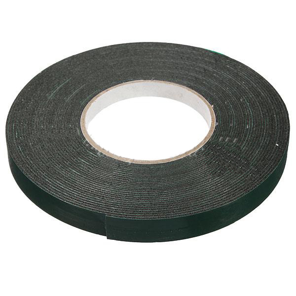 10Mx9mm Permanent Double Sided Self Adhesive Foam Body Tape