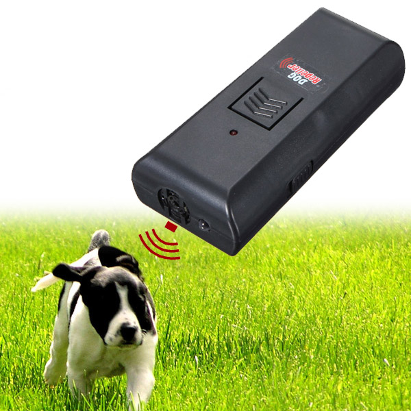 Ultrasonic Pet Dog Repeller Stop Barking Train Training